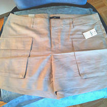 Nwt Gap Safari Cargo Shorts - Size 8 Photo