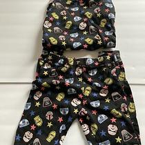 Nwt Gap Sz 14boys/ Girls Star Wars  Long Sleeve Pants 100% Cotton Pajamas Photo