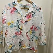 Nwt Gap Womens Pajama Top. Size Xsmall Photo