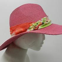 Nwt Genie by Eugenia Kim Women's Billie Fedora Hat Rv100 Photo