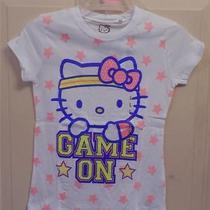 Nwt - Girl's Hello Kitty