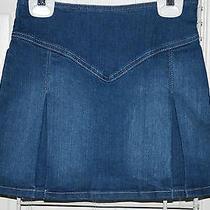 Nwt Girls Boutique Kc Parker Pleated Jena Skort/skirt Size 7 Cute Bts Photo