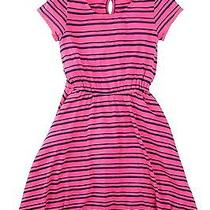 Nwt Girls Splendid Always Double Short Sleeve Dress--Size 10 Photo