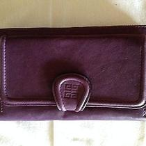 Nwt Givenchy Nightingale Long Zip Around Wallet Deep Violet Photo