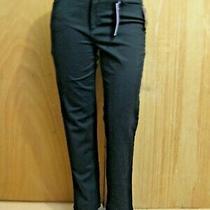 Nwt Gloria Vanderbilt Amanda Black Cotton Denim Jeans Women's Size 10 Photo