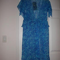 Nwt Gottex Dress Swimsuit Coverup Size Medium Photo