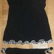 Nwt Gottex Swimsuit Black 6 Tankini Waves Ruffle D Cup Photo