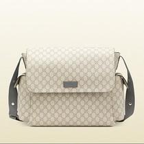 Nwt Gucci Gg Supreme Canvas Diaper Bag Photo