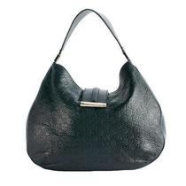 Nwt Gucci Guccissima Leather 'New Ladies Web' Large Hobo Handbag Retail 1145 Photo