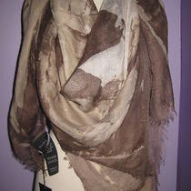Nwt Gucci Oversized Shawl Scarf  Photo