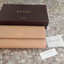 Nwt Gucci Women Wallet  Photo