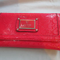 Nwt/guess Beautiful Wallet and Checkbookperfect Gift Photo
