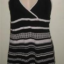 Nwt Guess Junior Woman Dress Size Medium Black Free Us Shipping Photo