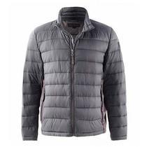 Nwt Guess Mens Puffer Jacket Size 2xl (Xxl) Grey Photo
