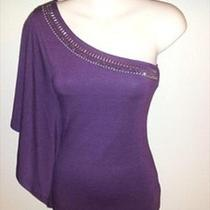 Nwt Guess One Shoulder Top  Photo