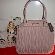 Nwt Guess Sadira Handbag Large by Marciano(pink) Photo