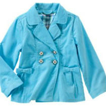 Nwt Gymboree Full of Glee Corduroy Jacket Size S 5-6 Coat New Girls Lightweight  Photo