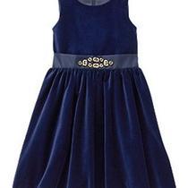 Nwt Gymboree Holiday Shine Velveteen Gem Dress Size 8 Photo