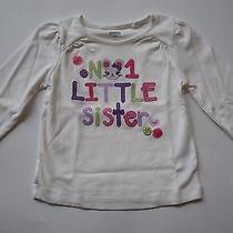 Nwt Gymboree Mousing Around No. 1 Little Sister Mouse Shirt Top Size 2t Photo