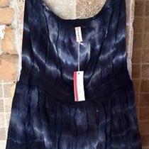Nwt Gypsy 05 Silk Mini Tube Dress in Tan Sz L Photo
