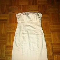 Nwt h&m White Dress Size 6 Photo