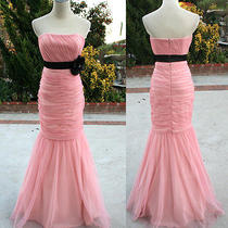 Nwt Hailey Logan 160 Blush Prom Party Pageant  Gown 9 Photo