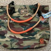Nwt Harajuku Lovers Camo Shopper Tote (Rare) Photo