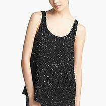Nwt Haute Hippie Black Sequin