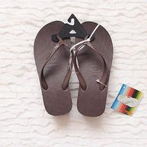 Nwt Havaianas High Wedge Platform Sandal Flip Flops Size 36 Us 5 Photo