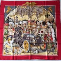 Nwt Hermes 90cm Silk Scarf Concours d'elegance Kermit Oliver Collector Grail Nib Photo