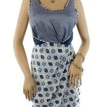 Nwt High End Designer Sachin & Babi Studded Sleeveless Sheath Dress 6 Msrp 595. Photo