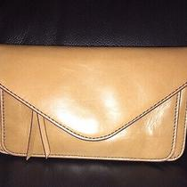 Nwt Hobo Cord Honeytan Clutch  Photo