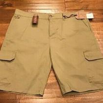 Nwt -Hudson & Barrow Cargo Shorts Men's Size 40 (Ehb-7015219) Color-Corn Stalk Photo
