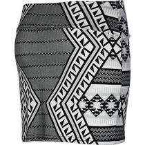 Nwt Hurley Camilla Tube Skirt Black Beach Wear Body Contour Size Small Photo