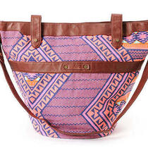 Nwt Hurley One & Only Pink Coral Multi Crossbody Bucket Shoulder Bag Purse New Photo