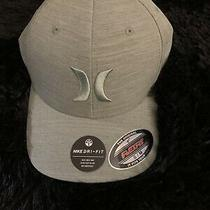 Nwt Hurley Sage Green Fitted Cutback Flexfit Hat Size S-M Photo