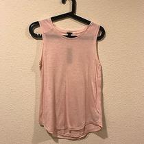 Nwt J. Crew Blush Pink Cotton Sleeveless Top Xxs Photo