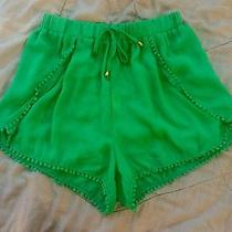 Nwt Jade Green Dolphin Shorts Size S Like Anthropologie Photo