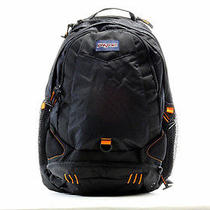 Nwt Jansport Boost 15 Inch Laptop Backpack Twy6008 Black Brand New Photo