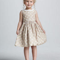 Nwt Jason Wu Neiman Marcus Polka Dot Holiday Dress 3t Photo