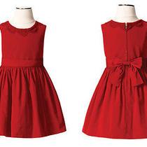 Nwt Jason Wu Neiman  Target Babies Occasion Red Dress 2t Photo