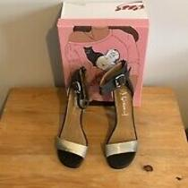 Nwt Jeffrey Campbell Sandals Size 8 1/2 Photo