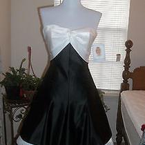 Nwt Jessica Mcclintock for Gunne Sax Dress Short Formal Size 5  Photo