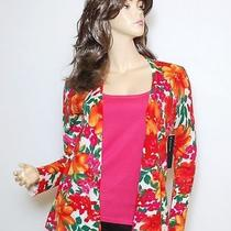 Nwt Jones New York Oak Park Cardigan Top Rose Blush S Photo