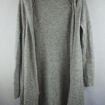 Nwt Juicy Couture Embellished Coatigan Light Gray Size Xl Regular Msrp 64 Photo