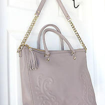 Nwt Juicy Couture Olvera Yhru3773 Blush Leather Zip Top Tote Photo