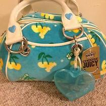Nwt Juicy Couture Poolside Super Cute Hand Bag  Photo