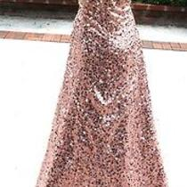 Nwt Jump Apparel 170 Blush Evening Prom Party Gown 7 Photo
