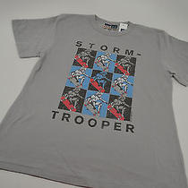 Nwt Junk Food Gap Boys Xxl 14 - 16 Star Wars Storm Trooper S/s Tshirt - New Photo