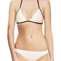 Nwt Kate Spade Blush Parrot Cay Triangle Colorblock Bikini Sz Xs  220543cw Photo